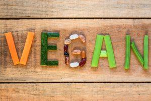 l'alimentazione vegetariana-vegan