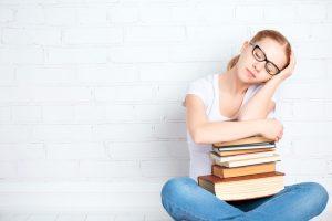 studio e stanchezza post esame