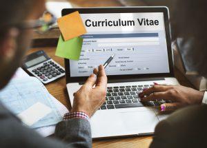Curriculum vitae per trovare lavoro