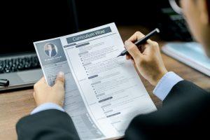 CV avvocato