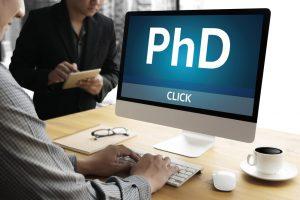concorso per il dottorato