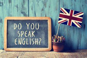 parlare bene inglese in poco tempo